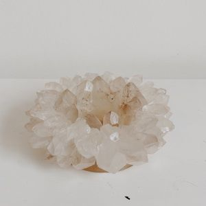 Other - Quartz Crystal Tealight Holder